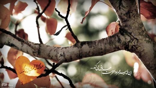 پاییز با عطر محرم